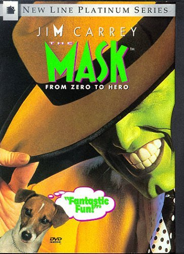 Cane del film the mask