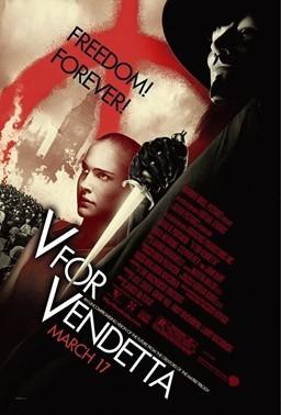 "MOVIE SET IN THE FUTURE : Which anno is ""V for Vendetta"" setting ?"