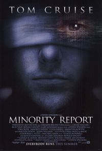 "MOVIE SET IN THE FUTURE : Which year is ""Minority report"" setting ?"