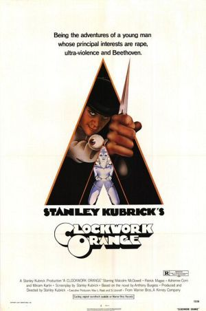 "MOVIE SET IN THE FUTURE : Which tahun is ""Cloclkwork orange"" setting ?"