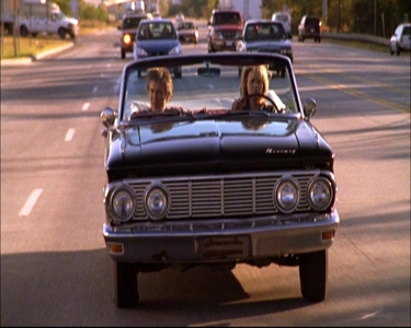 Lucas: So where are we heading? Peyton: ... Lucas: No, but it's on my list.