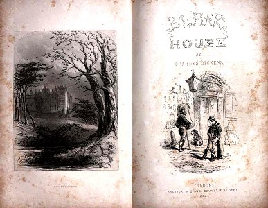Which character from 'Bleak House' could be described as SELFISH, NEGLECTFUL and CHARITABLE?