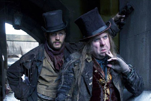 PICTURE THIS: What Dickens movie adaptation is this scene from?