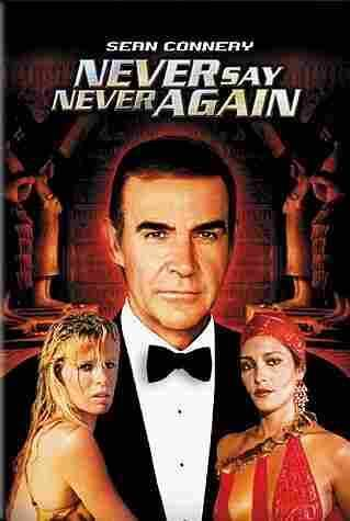 """Never say neer again"" is the remake of ?"