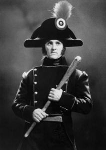 Where was Javert born?