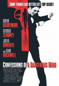 What character did Brad play in Confessions of a Dangerous Mind?