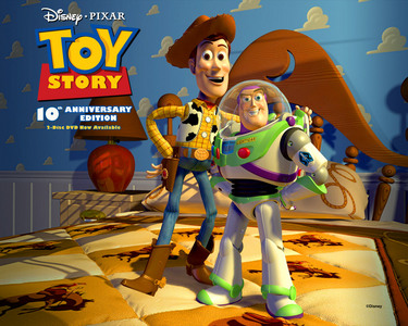 T/F : Toy Story is the first Disney-Pixar movie ?