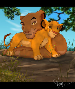 Simba's mother is ?