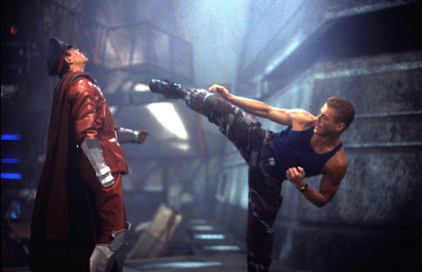 MOVIES BASED ON VIDEO GAMES : Which movie is this picture from ?