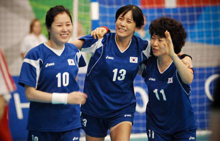 MOVIES BASED ON ACTUAL EVENTS : Based on the achievements of the South Korean women's national handball team at the 2004 Summer Olympics.