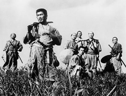 "MOVIE NUMBERS : ""The ____ samourai"" ?"