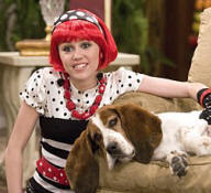 WHAT IS LILLYS SECRET NAME WHEN SHE GOES UNDERCOVER AS HANNAH MONTANA BEST FRIEND?