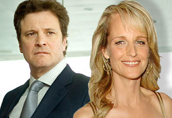 In which film did Colin co-star with Oscar-winning actress Helen Hunt?