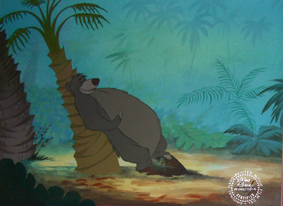 Who is Baloo's voice ?