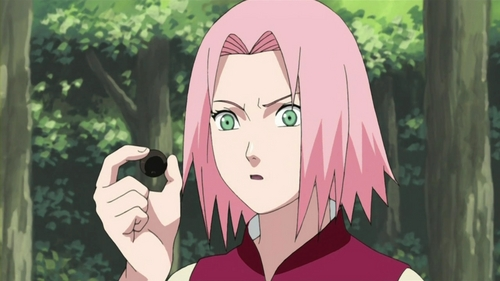 What is Sakura's blood type?