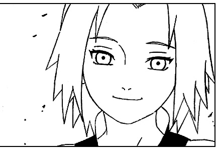 Naruto Quiz on Com O Passar Do Tempo Sakura Relata O Fato De Gostar De Sasuke Sendo
