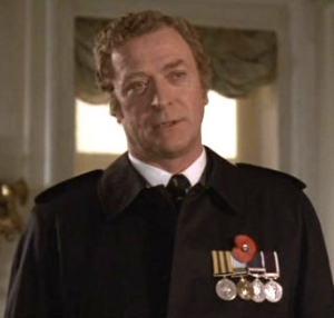 Name the Michael Caine movie:  The Whistle ______