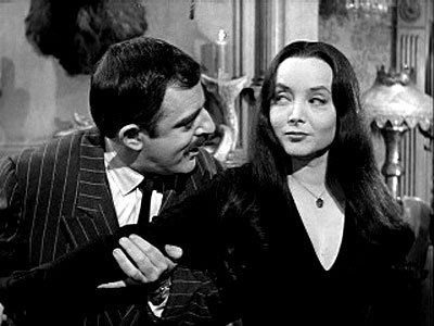 What was Morticia's pet name for Gomez?