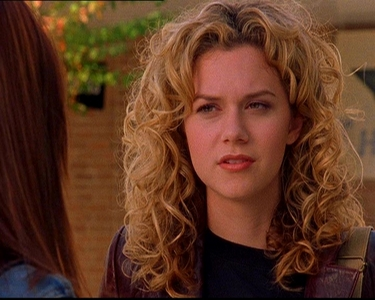 Peyton: But you're so much better with him than I ever was.  ...  Haley: Thanks.