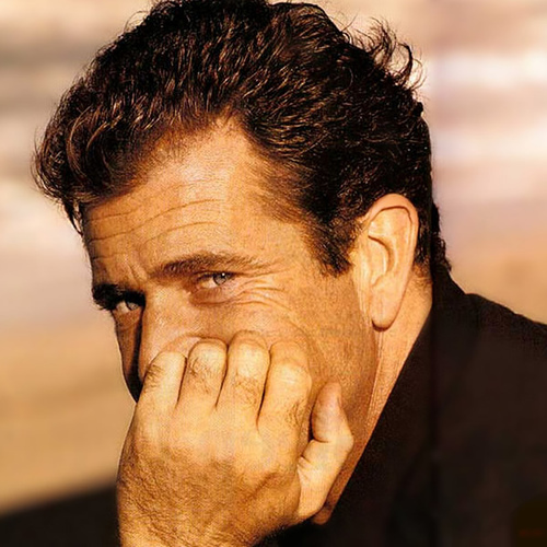 Which character is not played by Mel Gibson ?