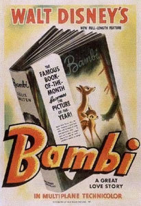 In Bambi, Flower is a ?