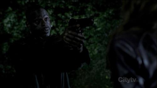 """Fresh Blood"" When he first met Bela, how did Gorden Walker describe Sam Winchester?"