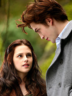 BD: Who did Bella try to keep Renesmee away from when the house was full of vampires?