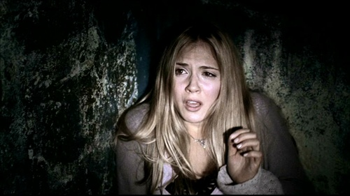 "Whats the girls name in the season 1 episode ""Asylum""?"