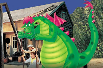Pete's Dragon was released on ?