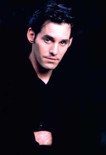 Which show/movie has Nicholas Brendon NEVER been in and/or spoken a character for?