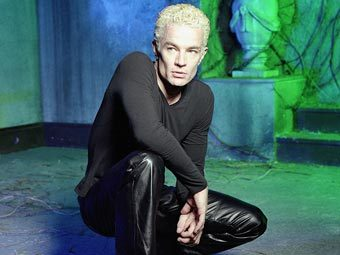 Which movie/show has James Marsters NEVER been in and/or voiced a character for?
