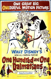 101 Dalmatians is  the ___ animated feature in the Disney animated features canon ?