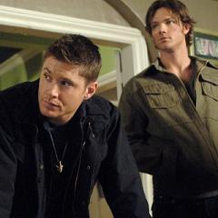 "in ""Are you there God? Its me, Dean Winchester"". How many ghosts do we see?"