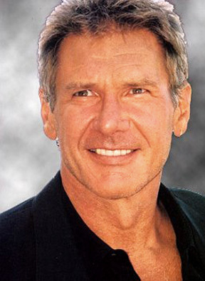 Which character is not played sejak Harrison Ford ?