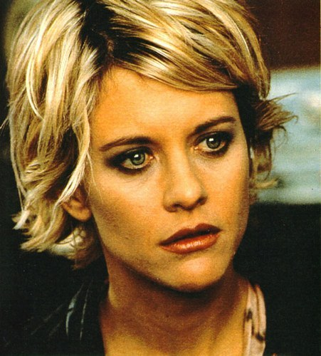 Which character is not played by Meg Ryan ?