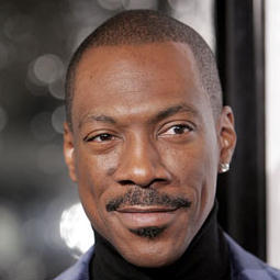 Which character is not played by Eddie Murphy ?
