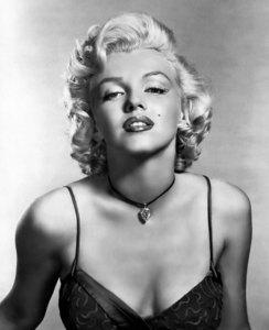 Which character is not played by Marilyn Monroe ?