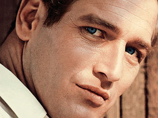 Which character is not played by Paul Newman ?
