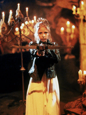 Who portayed Buffy Summers in the movie?