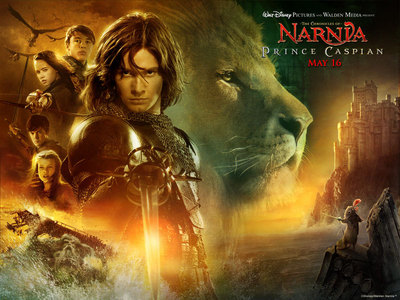 Who was the score composed from the movie The Chronicles of Narnia: Prince Caspian of 2008?