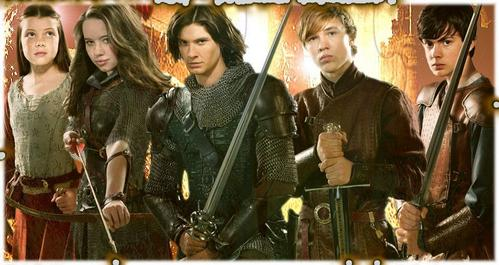 Along with the score, exist four singing tracks in the Prince Caspian soundtrack. Wich one was made in one night only and choosen to enter the movie?