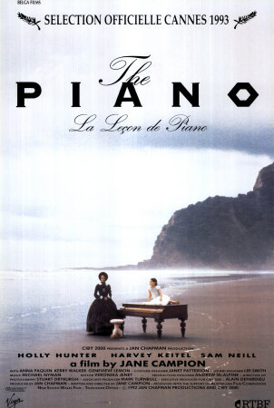 What is the name of the most know music from the movie soudtrack from the Piano?