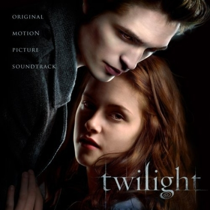 What is the bonus track in the Original Motion Picture Soundtrack from Twilight?