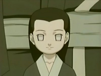 in this picture how many years old is neji?