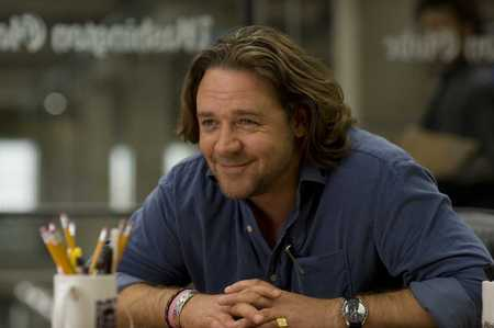 Who does Russell Crowe play?