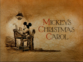"""Which of following Disney's characters not appeared in the movie """"Michey's クリスマス Carol"""" ?"""