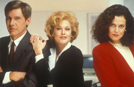 In Working girl Melanie Griffith played Tess McGill. Who is her boss (played por Sigourney Weaver) ?