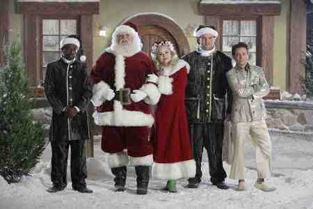 ACTORS WHO PLAYED SANTA CLAUS : John Goodman in ?