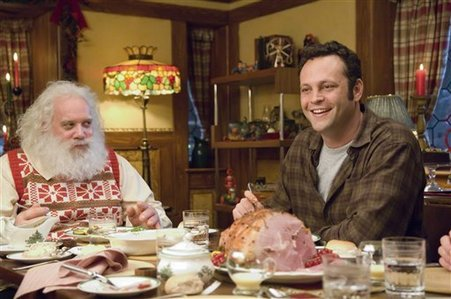 ACTORS WHO PLAYED SANTA CLAUS : Paul Giamatti in ?