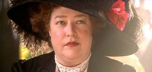 """Who played the character """"Molly Brown"""" in Titanic?"""